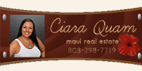 Vacation Rentals and Real Estate.  One of Maui's Best Realtors and Vacation Specialist..!!