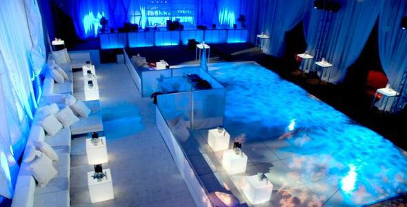 Maui Wedding Event Rental Equipment Lighting
