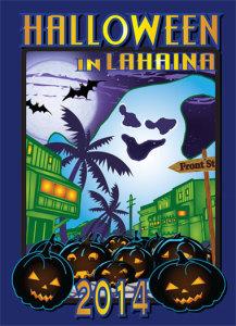 Halloween Lahaina 2014